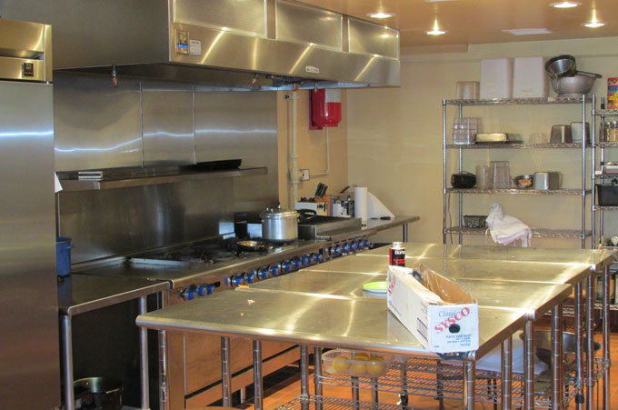 Commercial Kitchen Construction : Commercial kitchen and restaurant renovation in santa fe